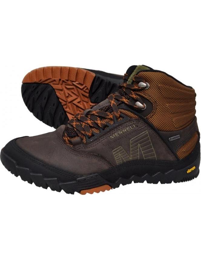 Merrell boot annex mid gore-tex-dark