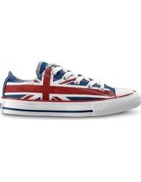Converse sapatilha ct ox uk flag