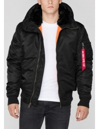 Alpha industries blusão ma 1 hooofd