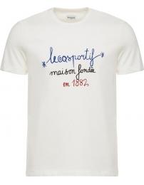 Le coq sportif camiseta ss 1882