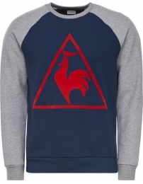 Le coq sportif sweat tennis crew