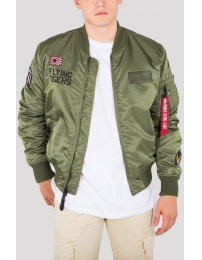 Alpha industries blusão ma 1 vf flying tigers