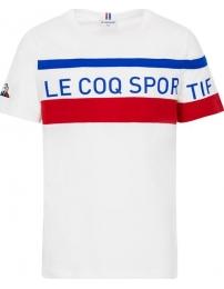 Le coq sportif t-shirt tricolores nº2 jr