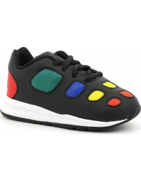 Le coq sportif sports shoes zepp rainbow inf