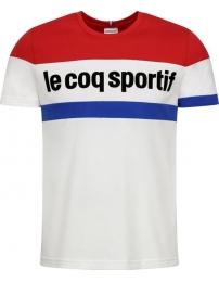 Le coq sportif camiseta tricolore ss n°1