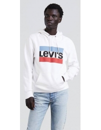 Levis sweat c/gorrauz olympic