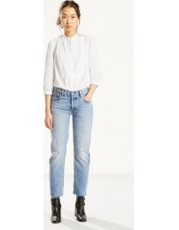 Levis calça de ganga 501 crop you pretty thing w