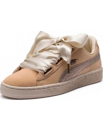 Puma sports shoes basket heart up w