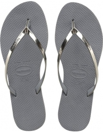 Havaianas chinelo you metallic w