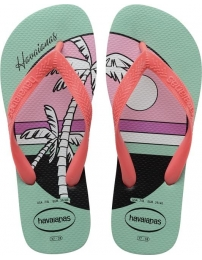 Havaianas chinelo top vibes w