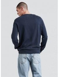 Levis sweat colorblock crewneck