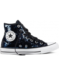 Converse sapatilha chuck taylor all star hi w