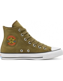 Converse zapatilla all star chuck taylor retrograde hi jr