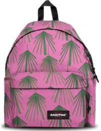 Eastpak mochila padded pak'r square leaves
