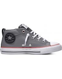 Converse sports shoes all star chuck taylor street hi jr