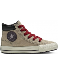 Converse sports shoes all star chuck taylor pc boot hi jr