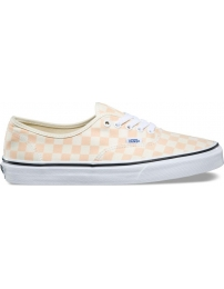 Sports shoes vans authentic chekerboard