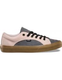 Vans sports shoes lampin sueof gum