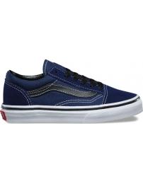 Vans sports shoes old skool sueof jr