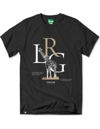 Lrg t-shirt above the crowds
