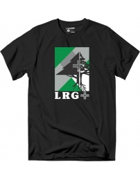 Lrg t-shirt the half tree