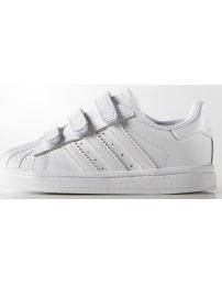 Adidas sapatilha superstar foundation cf inf