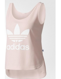 Adidas t-shirt of alças loose trefoil w