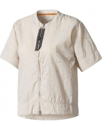 Adidas t-shirt trefoil w