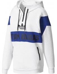 Adidas sweat c/ capuz archive w