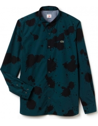 Lacoste camisa longues