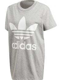 Adidas t-shirt big trefoil w
