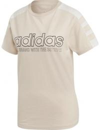 Adidas t-shirt ss linen w