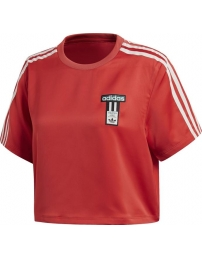Adidas t-shirt adibreak satin w