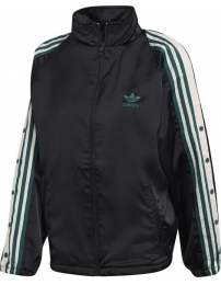 Adidas casaco adibreak track top satin w