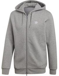 Adidas overcoat c/ capuz trefoil