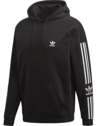 Adidas sweat c/ capuz lock up logo