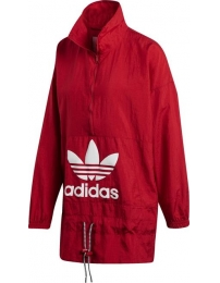 Adidas overcoat windbreaker w