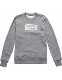 Franklin & marshall sweat flock print