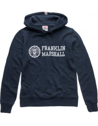 Franklin & marshall sweat c/ capuz fleece