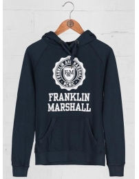 Franklin & marshall sweat c/ capuz w