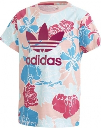 Adidas camiseta originals girls