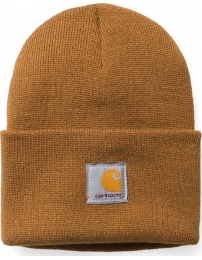 Carhartt hat acrylic watch