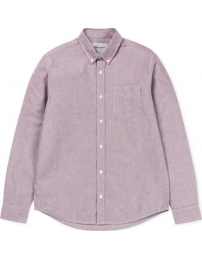 Carhartt camisa button down pocket