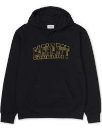 Carhartt sweat c/ gorrauz theory
