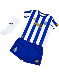 New balance official mini kit f.c.porto home 2020/2021 inf