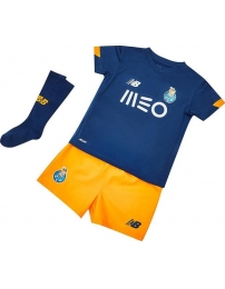 New balance official mini kit f.c.porto away 2020/2021 inf