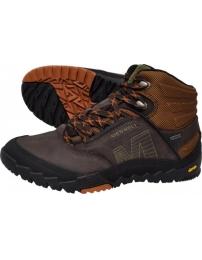 Merrell boot annex mid gore-tex-dark earth