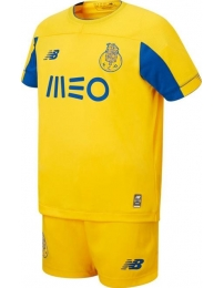 New balance official mini kit f.c.porto away 2019/2020 jr