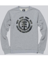 Element sweat bark logo crew