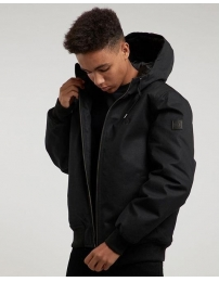 Element overcoat c/ capuz dulcey